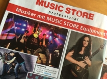 Music Store Katalog